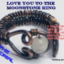 Love You Heart Ring Tutorial