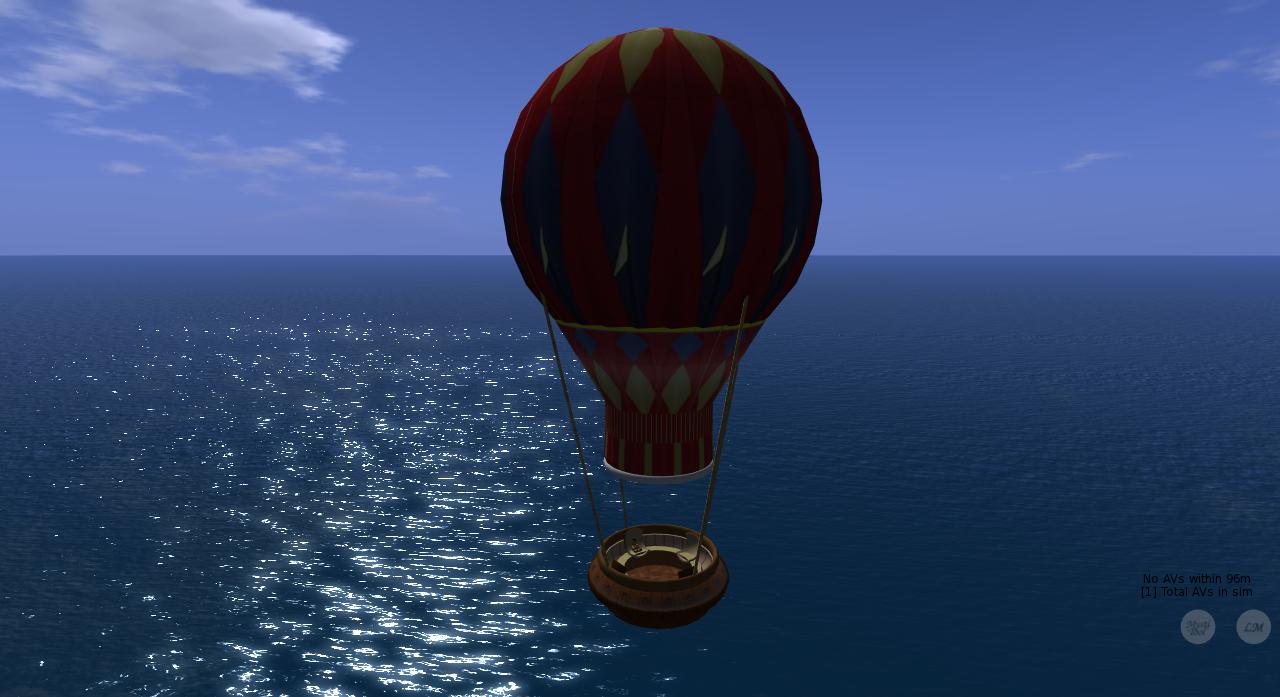 Tippy Balloon Sighting